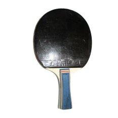 DHS Bat Tenis Meja Biasa - Merah Hitam