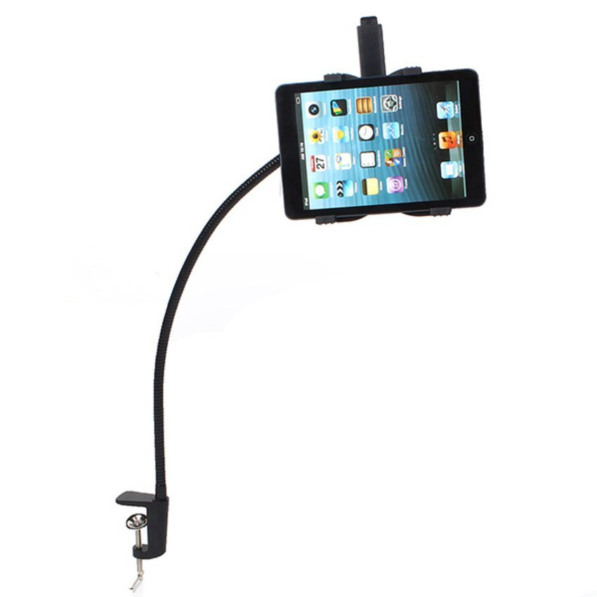 DHS Flectional Table Talet Rotate Mount Stand Holder Bracket for iPad (Intl)