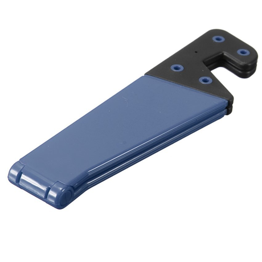 DHS Foldable Phone Stand Holder (Navy Blue) (Intl)