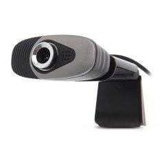 DHS Webcam Web Cam Camera USB2.0 12.0M Black (Intl)