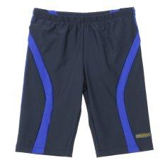 Diadora Swimwear Mens Short - Dark Grey-Blue Regata