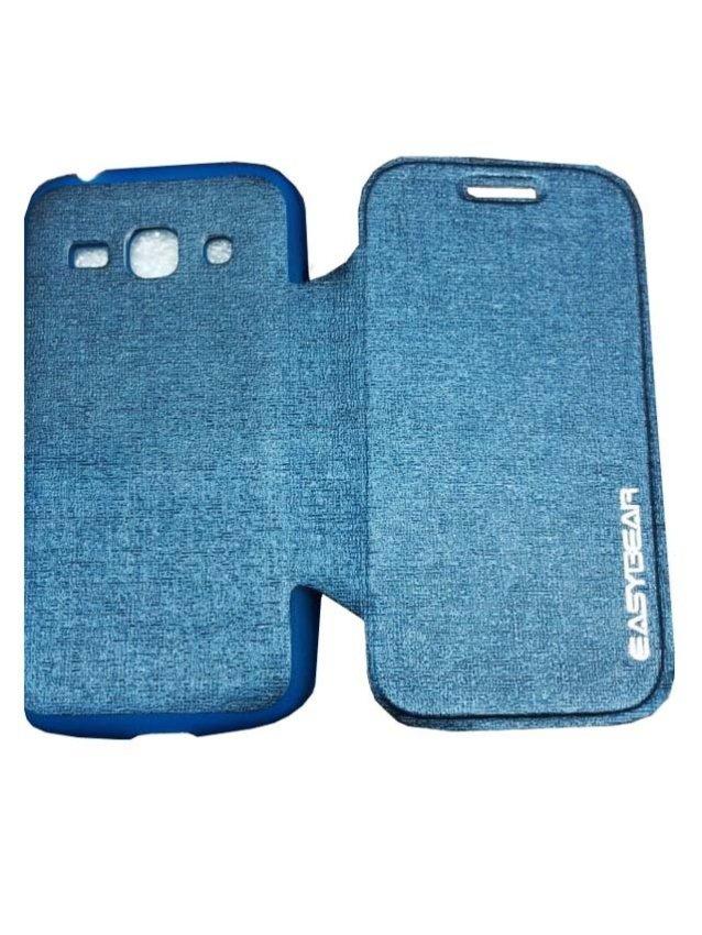 Easy Bear Flipcover - Flipshell  Samsung Galaxy Young S6310 - Hitam