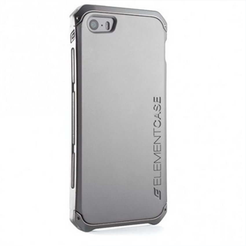 Element Case Solace Crhoma Iphone 6 Plus - Silver