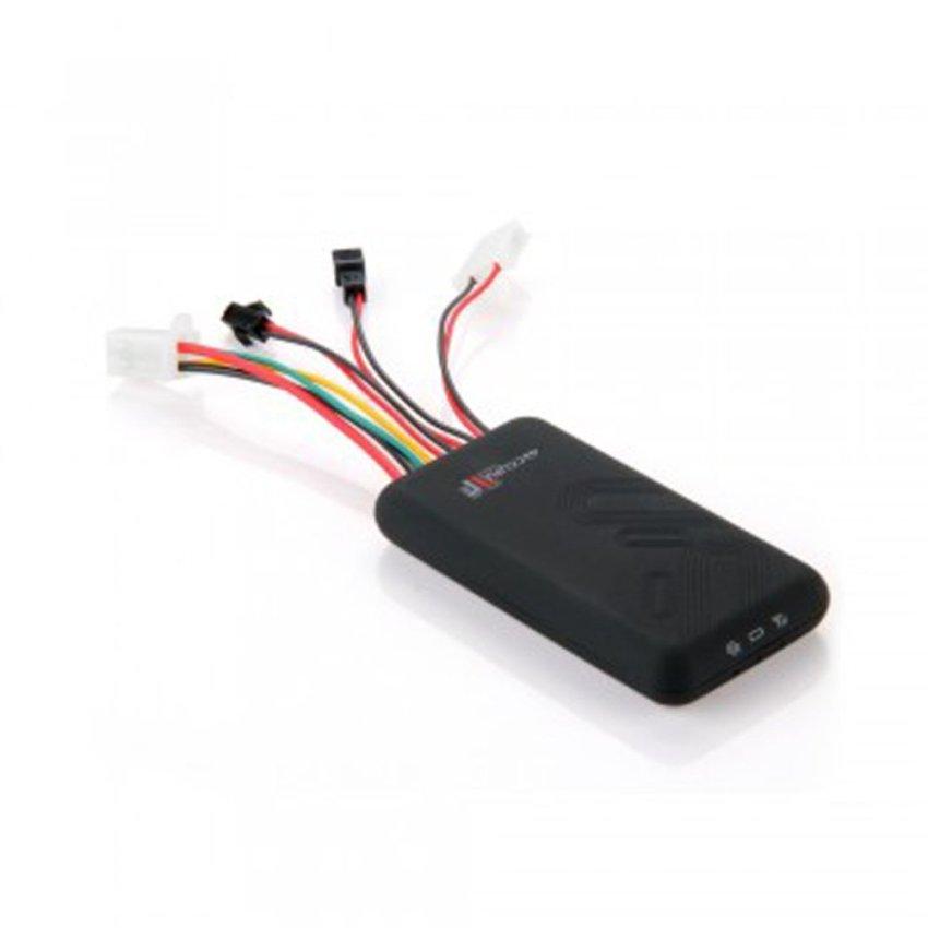 ELENXS Antennas Portable Mini Car GPS Tracker Tracking Device GSM GPRS SOS Alarm (Intl)