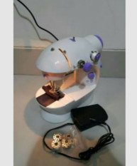 Elora Store - Mesin Jahit Mini Portable Gt 202 / Fhsm- 202