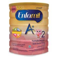 Enfamil A+ 2 Susu Bayi - Plain - 800 gr Tin