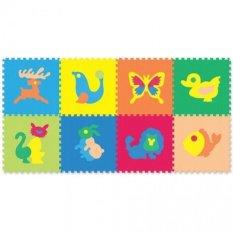 Evamat Karpet Puzzle Gambar Hewan