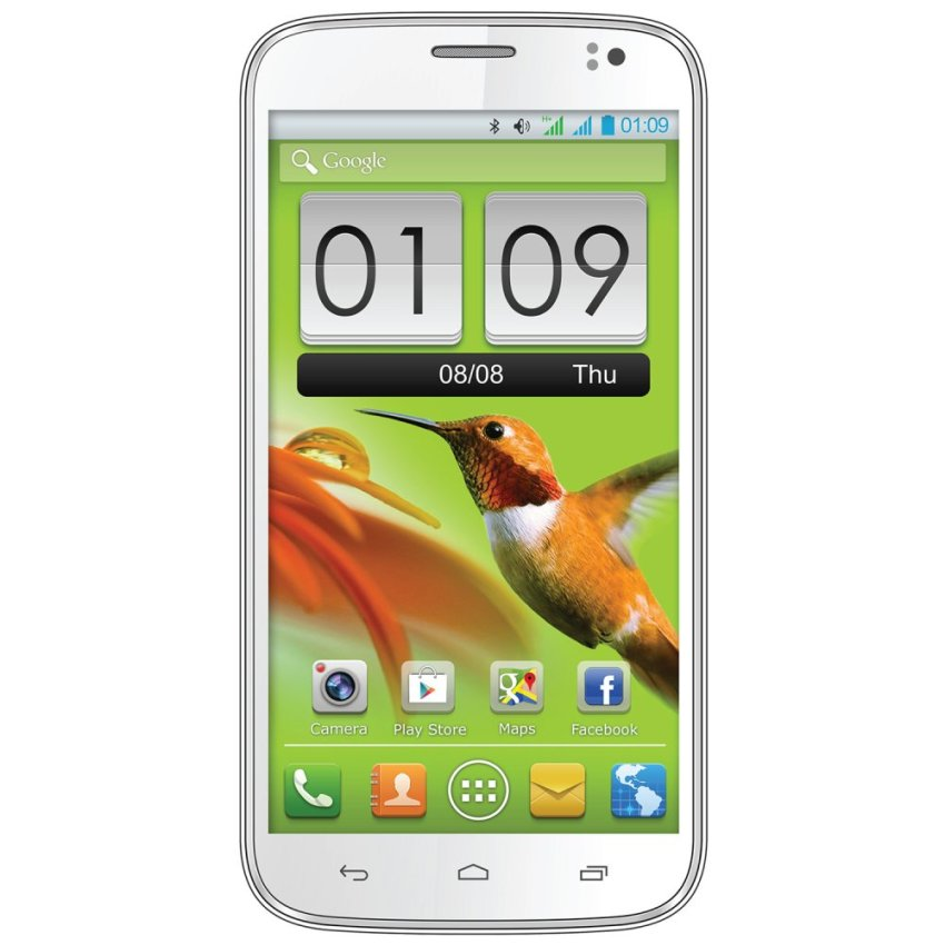 EVERCOSS A66 - Dual GSM - Putih