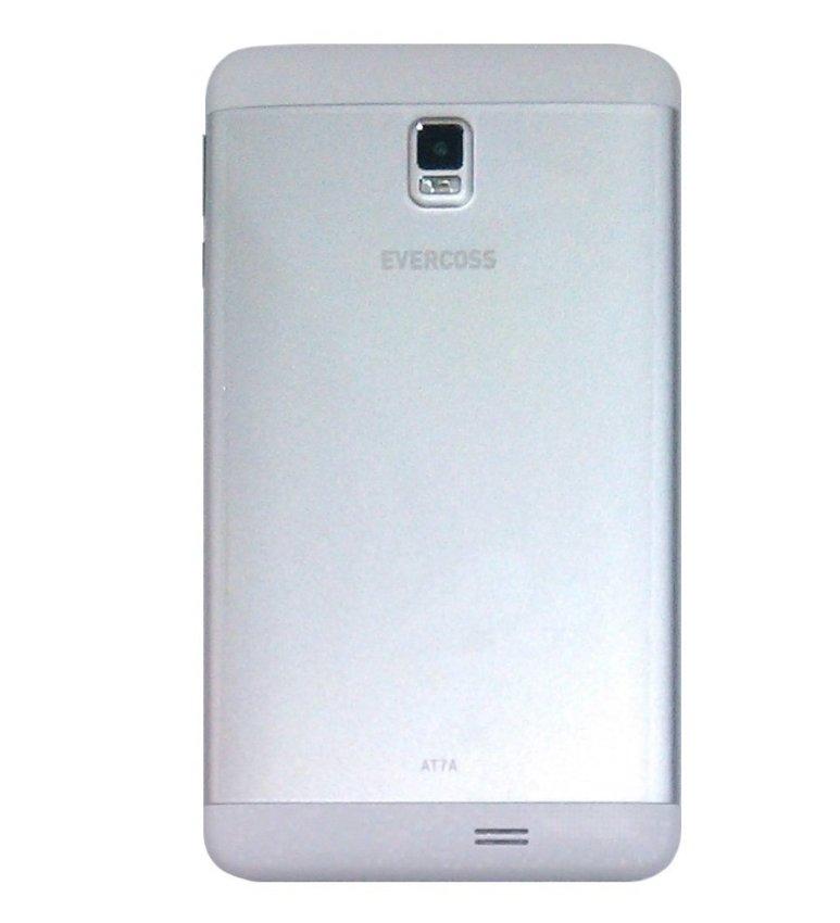 Evercoss AT7A Winner Tab S - 8 GB - Putih + Gratis Flipcover Original