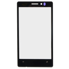 Fancytoy Black Front Outer Touch Screen Lens Glass Repair For Nokia Lumia 925