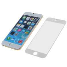 Fancytoy White Front Screen Outer Glass Lens Replacement Part For IPhone 6.4.7""
