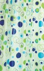 Fantasy Peva Shower Curtain Bubble / Tirai Kamar Mandi