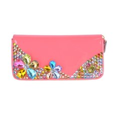 Fashion Fashion Lady Women Long Synthetic Leather Wallet Clutch Purse Handbag Gift Bags (EXPORT)