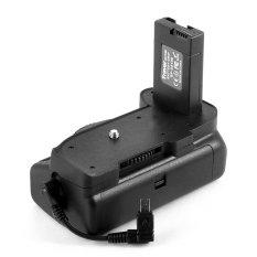 fitTek Travor BG-2G Battery Grip for Nikon D5100/D5200/D5300 Digital SLR Camera