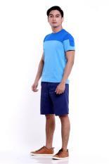 Five Oceans Prime (Prime Blue) Men Shirt / Baju Pria