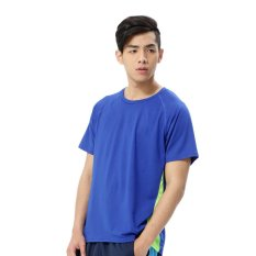FIVE UP Two Tone Crew Neck Tee (Royal Blue)