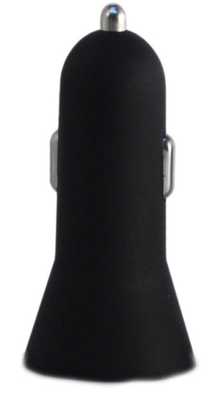 Fleco Charger Mobil 1 Port USB - Hitam
