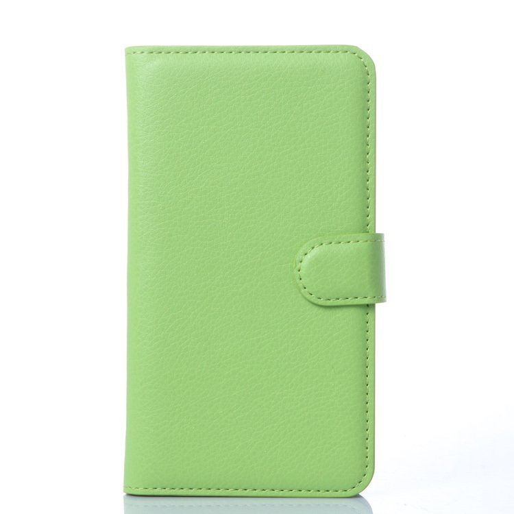 Flip Leather Cover for Meizu MX4 Pro (Green) (Intl)