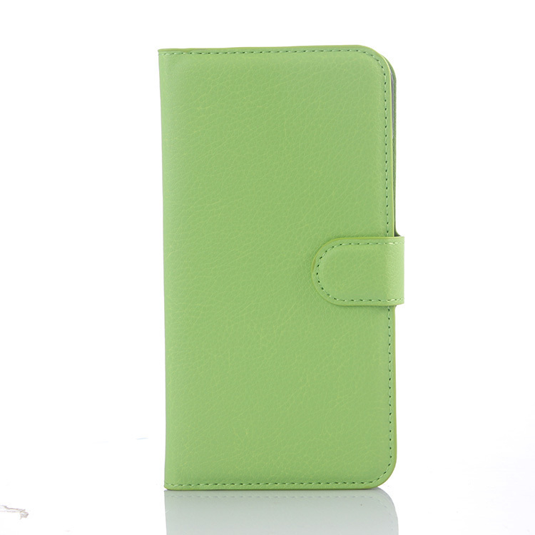 Flip Leather Cover for Meizu MX5 (Green) (Intl)