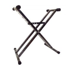 Focus Keyboard Stand Double - Hitam