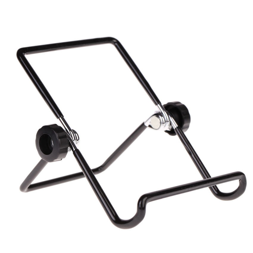 Foldable Adjustable Stand Bracket Holder Mount for Apple iPad Tablet PC(Intl)