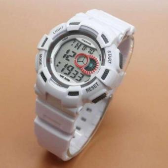 Fortuner - FR1326NY24 - Jam Tangan Wanita - Karet - (Putih)