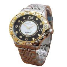 Fortuner Jam Tangan Wanita - Stainless Steel - FR1329SBC