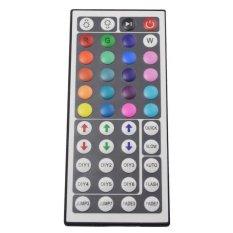 FSH Sunget 32.8ft 10M RGB LED Strip Strip Light Kit 505.300LED Strips Non Waterproof Ir Remote Control 12V Voltage Power Supply US Plug (Intl)