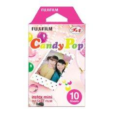 Fujifilm Refill Instax Mini Film Candy Pop