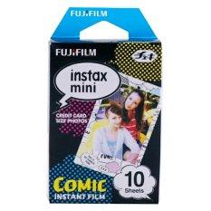 Fujifilm Refill Instax Mini Film Edisi Comic