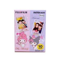 Fujifilm Refill Instax Mini Film Edisi My Melody