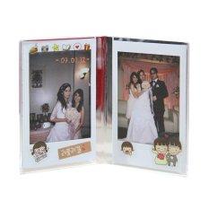 Fujifilm Stand Frame Instax Double Photo
