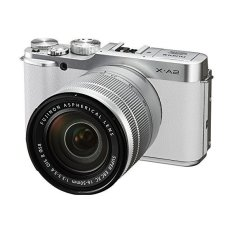 Fujifilm X-A1 with 16-50mm lens kit