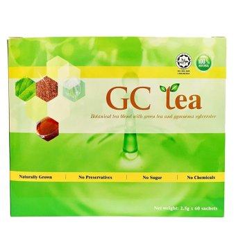 gc tea teh herbal efektif mengatasi diabetes lazada