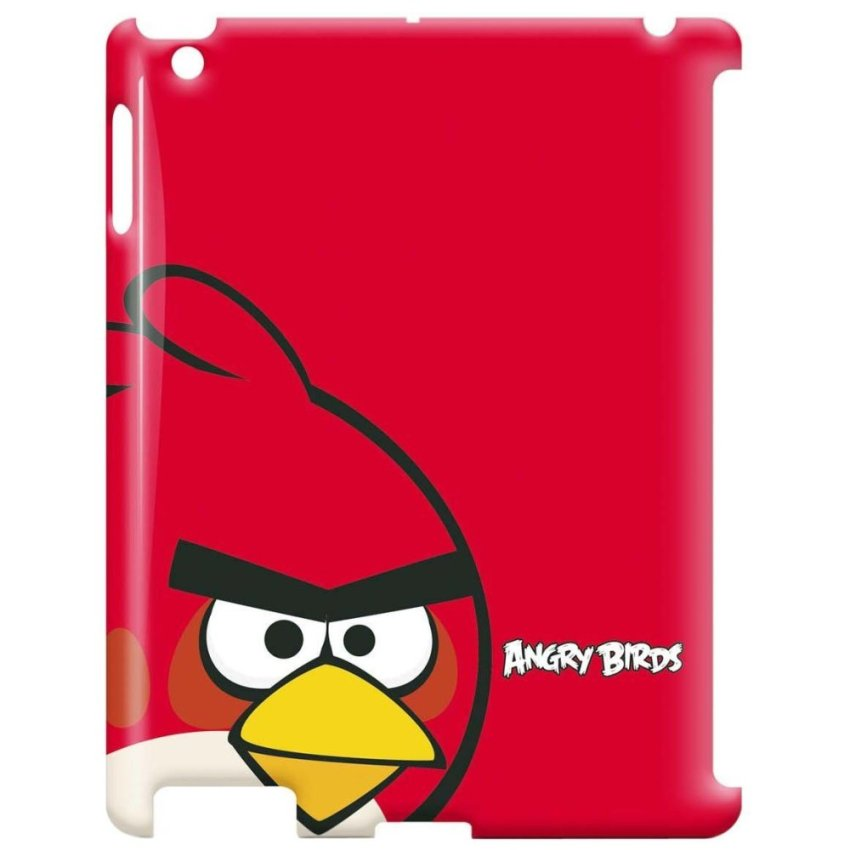 Gear4 New iPad Angry Birds - Merah