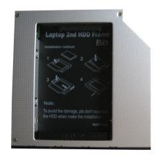Generic 2nd Hard Drive Hdd Caddy Adapter Apple Macbook Pro A1226 Apple Mb138ll / A Macmini2 A1176