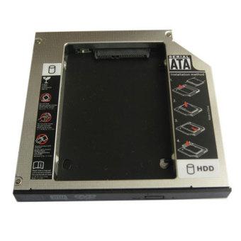 Generic 2nd Hard Drive Hdd Ssd Caddy For Samsung R439 R523 R522 R453 Ba96-06152a