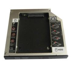 Generic 2nd Sata Hard Disk Drive Hdd Ssd Caddy Bay For Lenovo B570 B580 B590- Intl