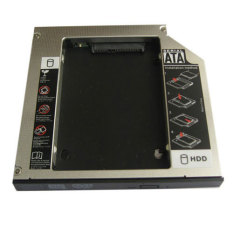 Generic Pata Ide To Sata 2nd Hard Drive Hdd Ssd Caddy Dell Inspiron 1501 E1505 Xps 140m Gen 2- Intl