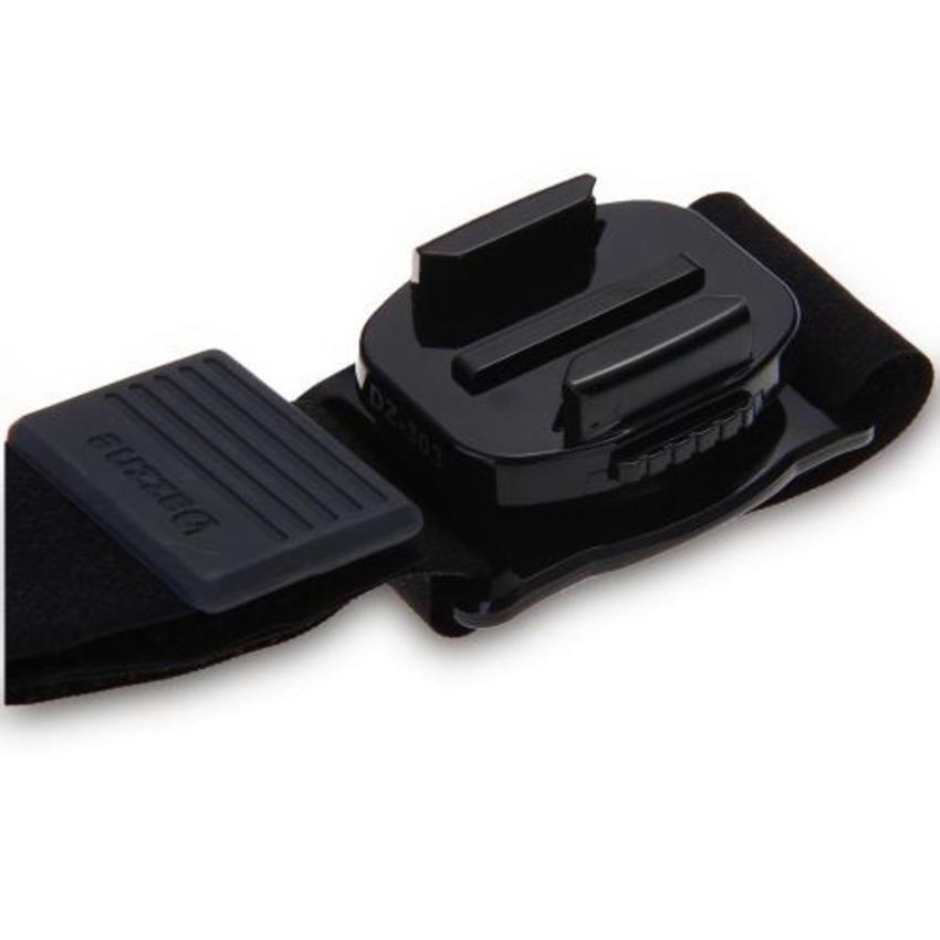 Generic Velcro Wrist Strap Band Mount for GoPro (Intl)