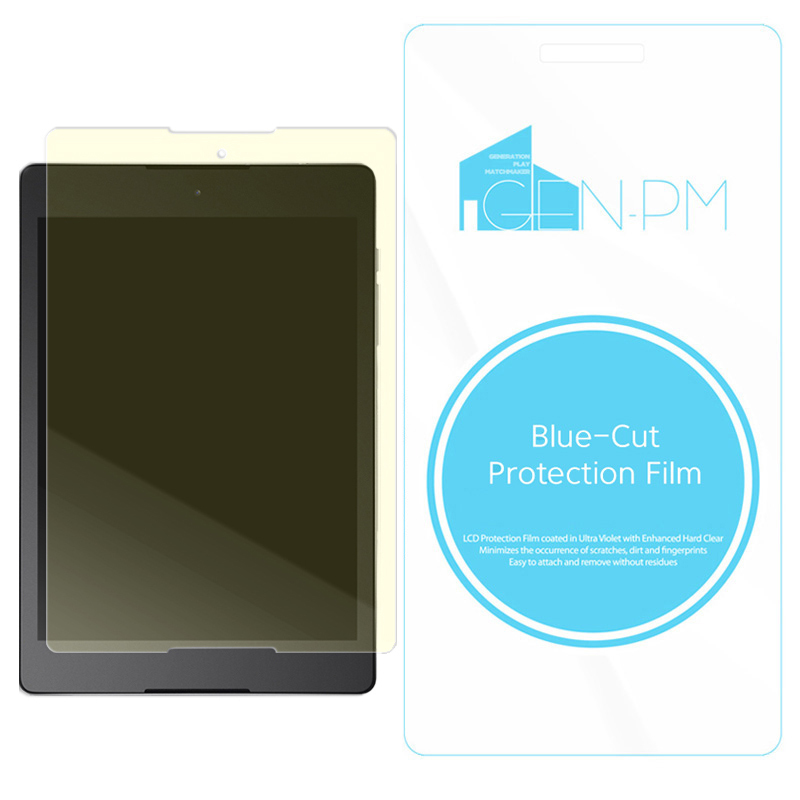 GENPM Blue-Cut Protection film for Samsung book9 lite nt910s3l screen protector (Intl)