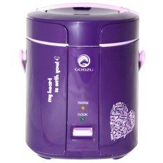 Godzu Mini Rice Cooker 1.2 L GRC168PP - Ungu
