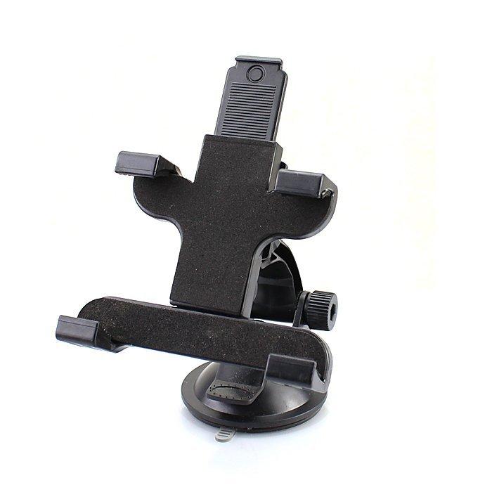 GOLDFOX A3920 Universal Car Mount Holder for PDA/MP4/GPS/Epad/Pad/Samsung 4.3 to 8.0-inches Black (Intl)