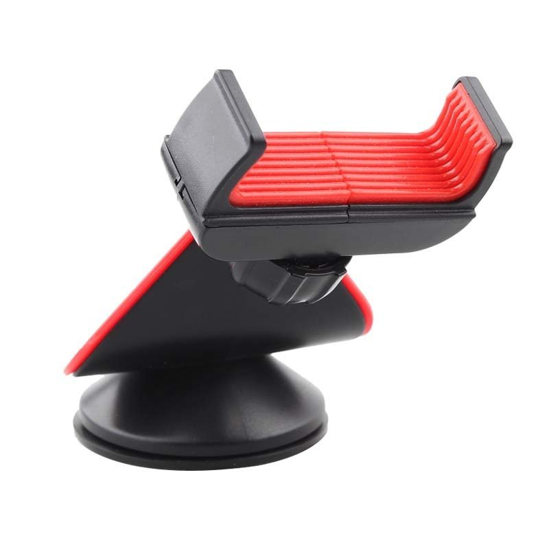 GOLDFOX Car Windshield Suction Cup Mobile Mount Dashboard Phone Cradle Smartphone Desktop Stand Universal (Intl)