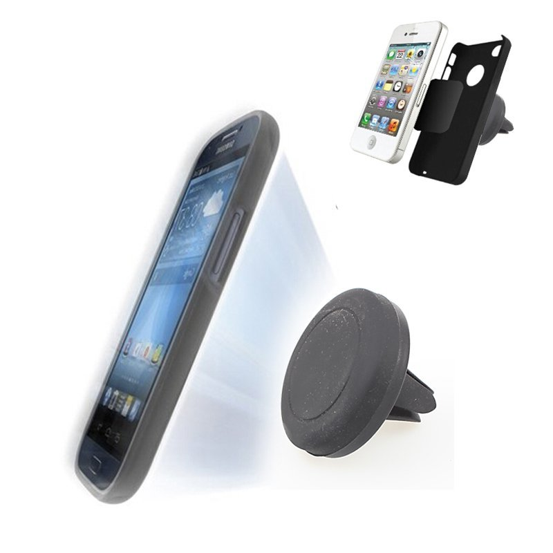 GOLDFOX Universal Car Air Vent Magnet  Mount Holder for Cell Phone Smartphone (Intl)
