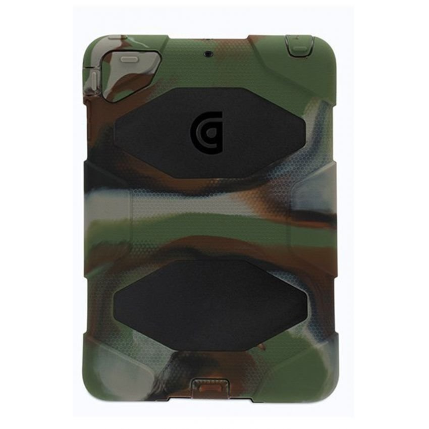 Griffin Survivor Protective Case for Ipad Mini 1 2 3 Retina - Loreng-Army