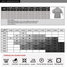 Grunge Patriotic Star Logo Cotton Soft Men Short T-Shirt (Rose) - Intl