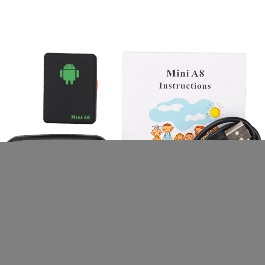 GSM GPRS System Auto Vehicle Tracking Device Alarm Real Time 4bands anti Burglar (Intl)