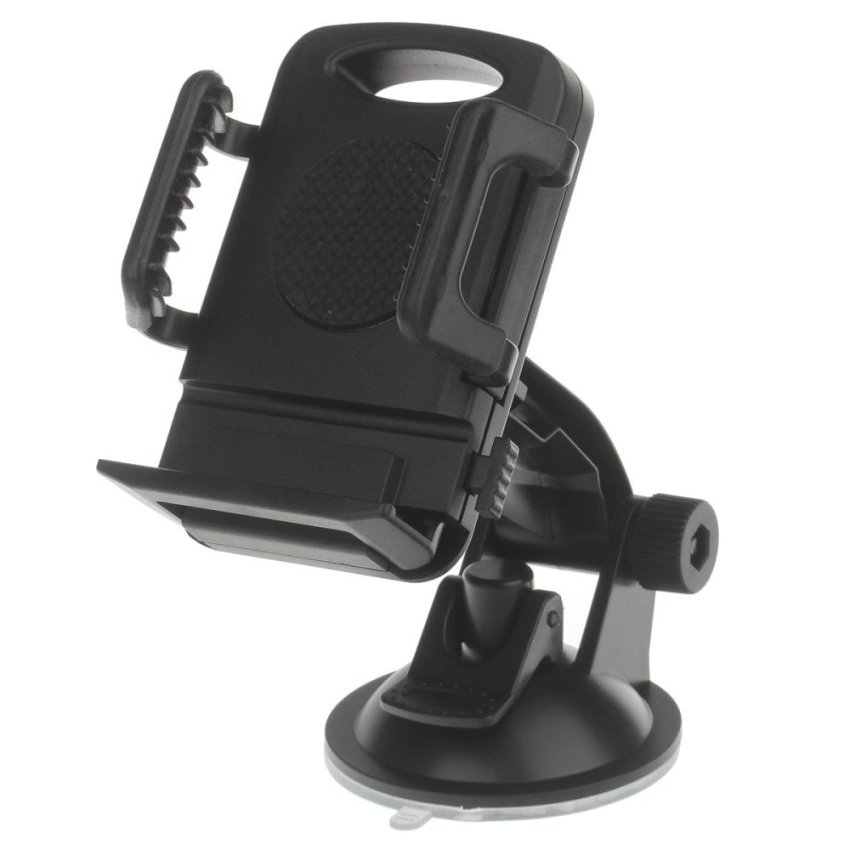 H01 180 Degree Rotation Suction Cup Holder w/ C66 4~5.4