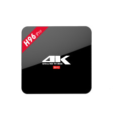 H96 Pro TV Box Amlogic S91.64bit Amlogic 8 Core Android 6.0 ARM Cortex-A5.2GB / 16GB WiFi Bt4.0 2.4G / 5.8G H.26.4K Media Player
